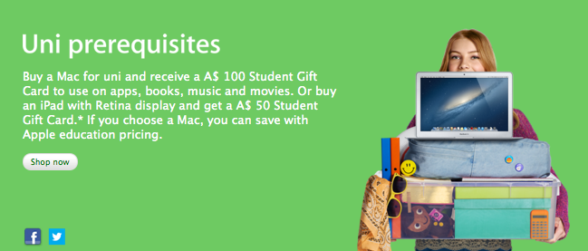 Back To School, Apple Products, Student Savings, Mac Sale