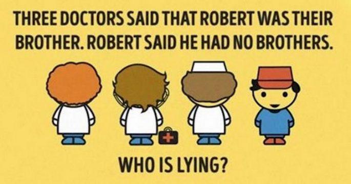 Who is Lying